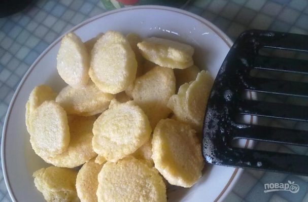 Клецки для супа из манки