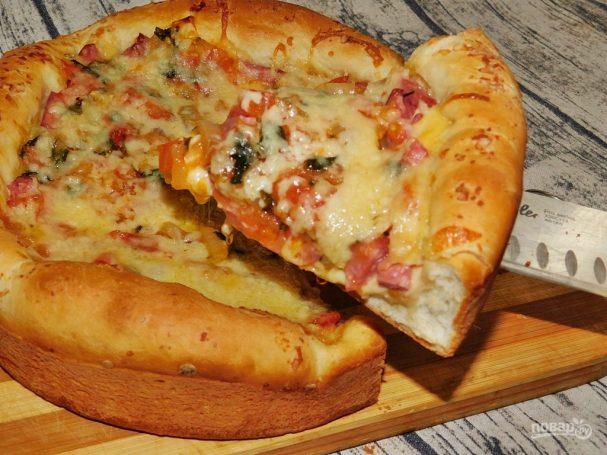 Пицца по-чикагски