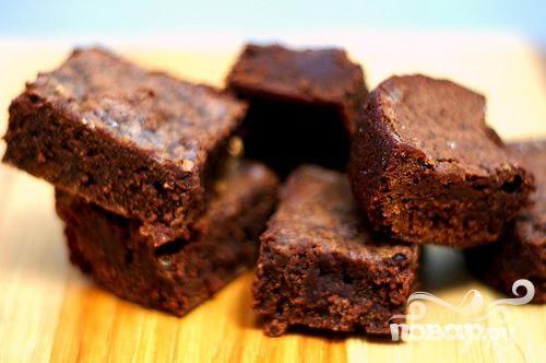 Шоколадные пирожные с корицей и кардамоном
