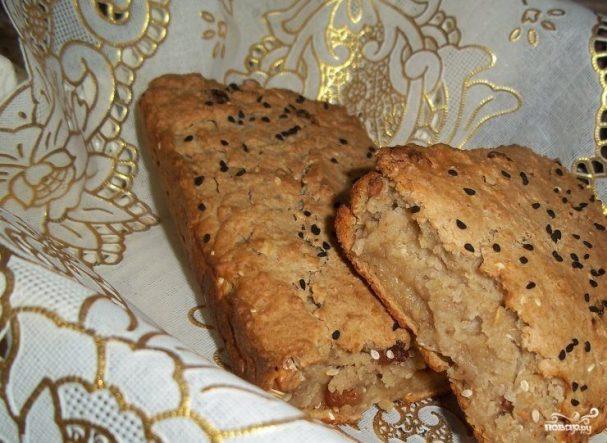 Ирландский хлеб овсяный