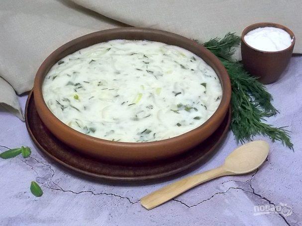 """Армянский суп """"Спас"""""""