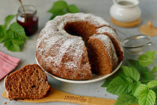 Пирог из стакана варенья
