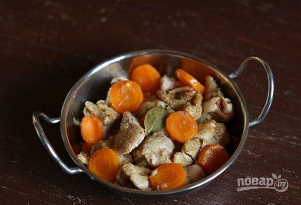 Вкусный рецепт индейки