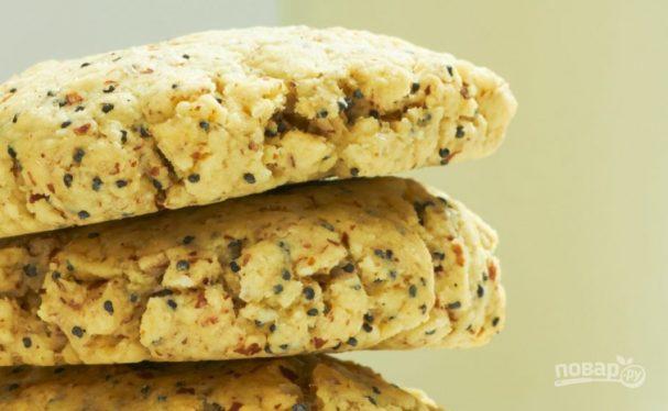 Простой рецепт вкусного печенья