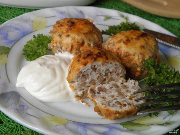 Рецепты тефтели из фарша с гречкой в мультиварке