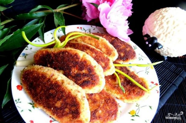 Картофляники с печенкой