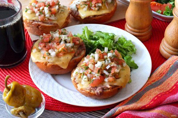 Мексиканские бутерброды