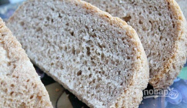 Рижский хлеб для хлебопечки