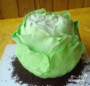 рецепт мастики для листьев капусты