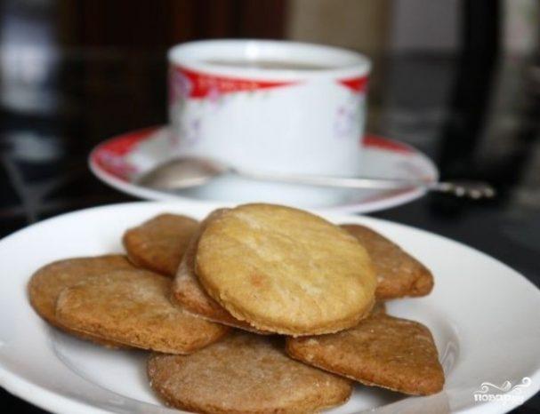 Несдобное печенье