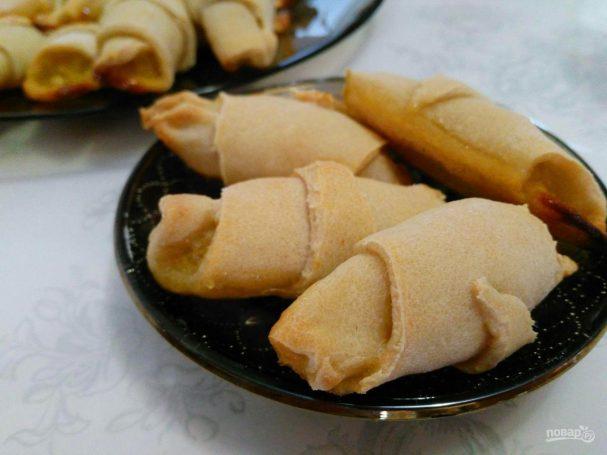 Рисовые «Жучки» с вареньем