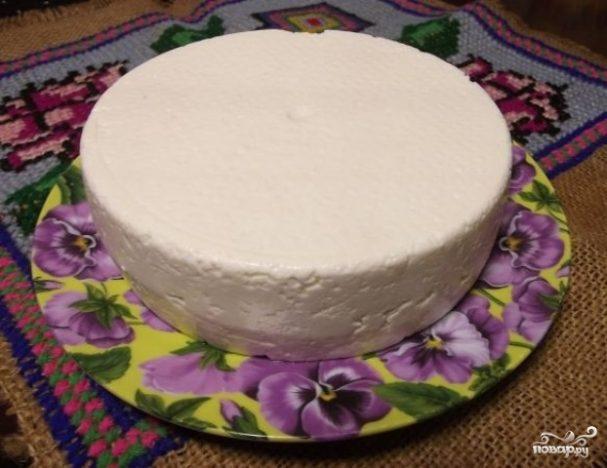 Творожный сыр в домашних условиях