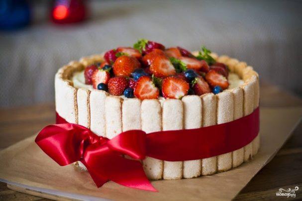 торт на детский день рождения рецепты с фото