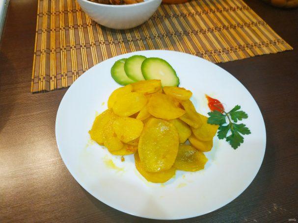Картофель по-армянски