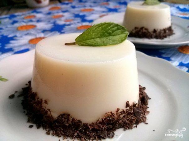 panakota_klassicheskii_recept-328219 Как приготовить десерт Панна Котта по пошаговому рецепту с фото