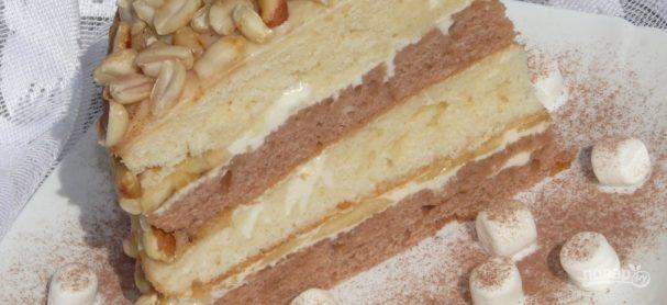 Тесто для сметанного торта