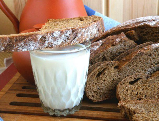 Хлеб ржаной на квасном сусле