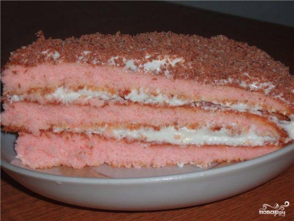 Как приготовить кисельный торт — pic 2