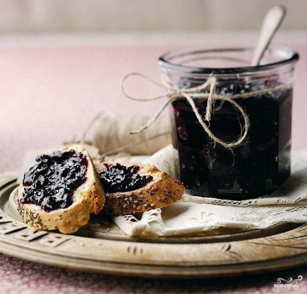 Варенье из смородины черной (киевское)