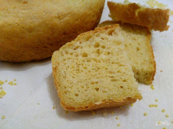 Пшённый хлеб