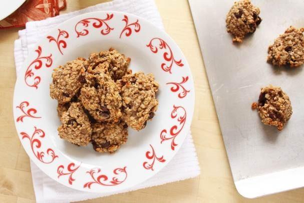 Печенье из овсянки низкокалорийное из геркулеса
