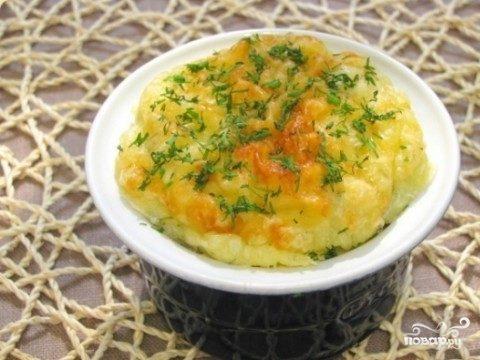 картофельное суфле пышное рецепт