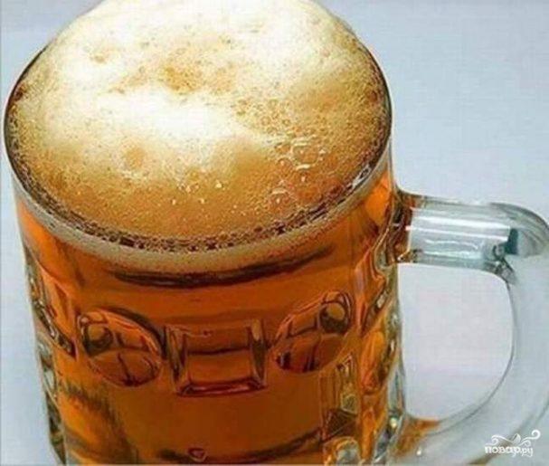 Домашнее пиво без солода - рецепт с фото на