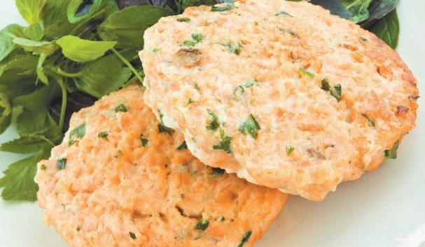 Рецепт приготовления котлет из лосося свекольный квас рецепт приготовления болотову
