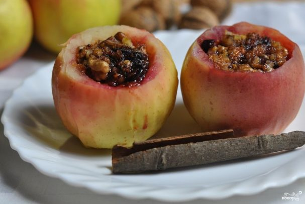 Яблоки по-вешенски