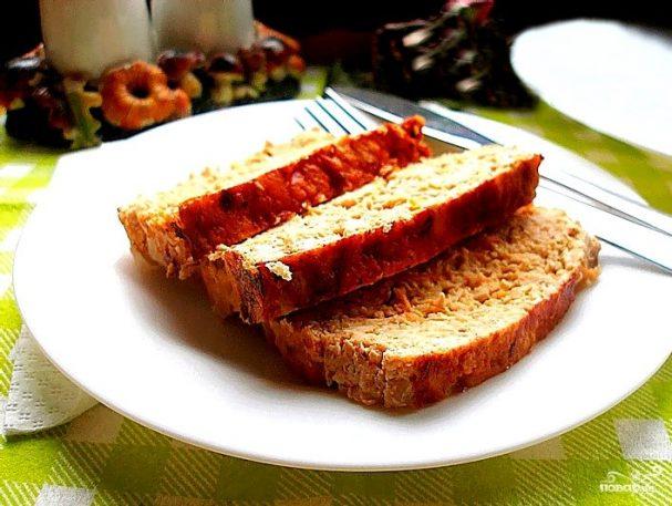 Мясной хлеб по-баварски