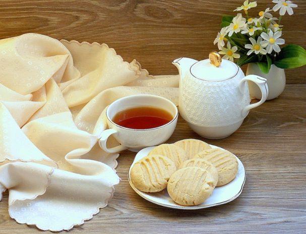 Миндальное арахисовое печенье