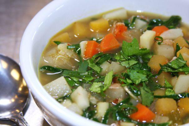 Суп из сильдерей