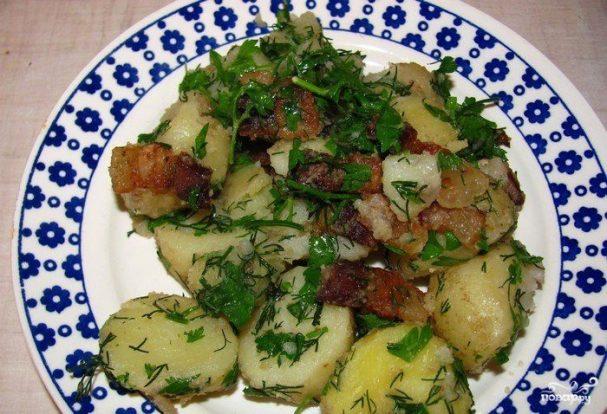 Картофель по-украински