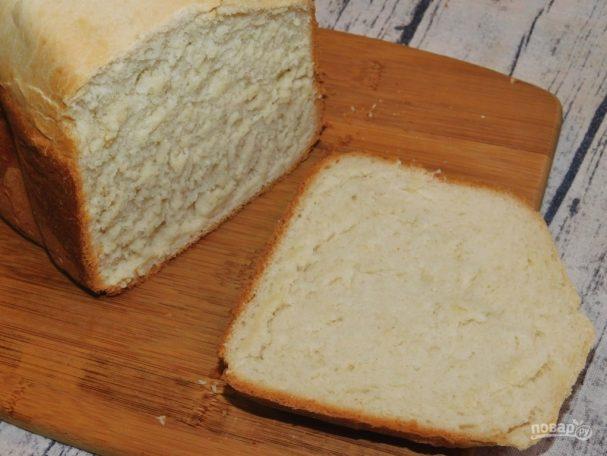Быстрый хлеб на сухом молоке