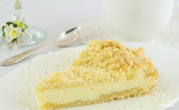 Творожный пирог Крошка
