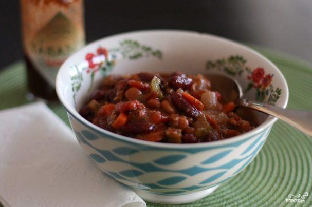 Фасоль тушеная рецепты приготовления с фото на зиму самса рецепт приготовления в домашних видео