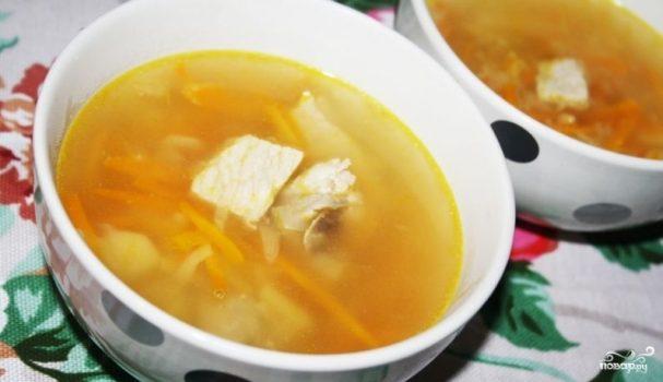 легкий суп из свинины рецепты с фото