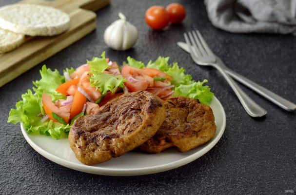 Вегетарианское мясо