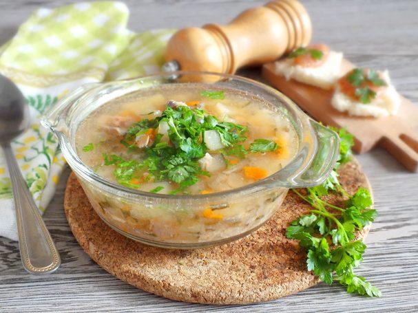 """Рыбный суп """"Калья"""""""