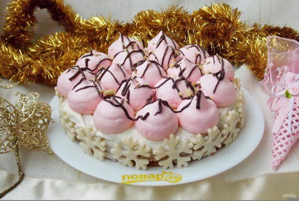 """Торт """"Метелица"""""""