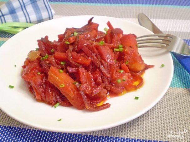 Рагу татарского повара