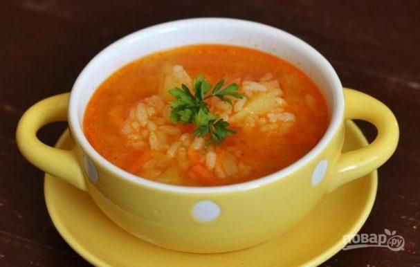 """Простой рецепт супа """"Харчо"""""""
