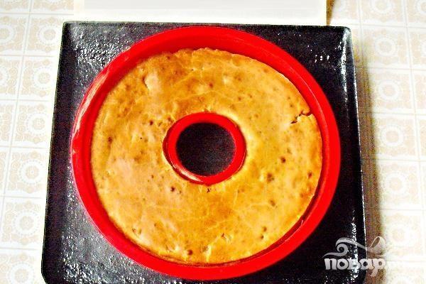 Закусочный кекс с ветчиной