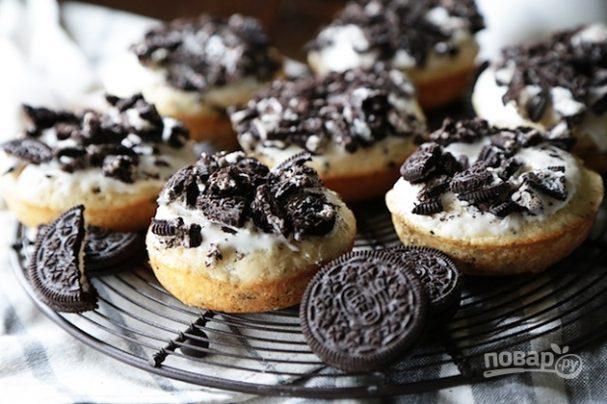 """Пончики """"Орео"""""""