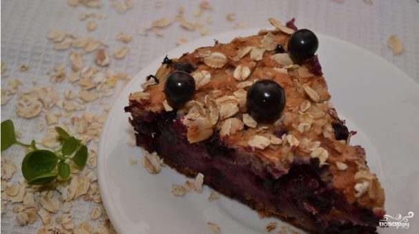 Низкокалорийное тесто для пирога