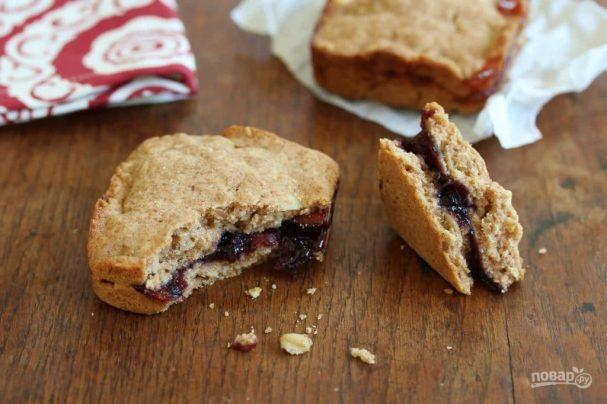 Печенье с вареньем (джемом)
