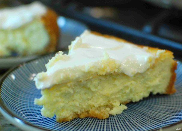 Итальянский пирог с сыром