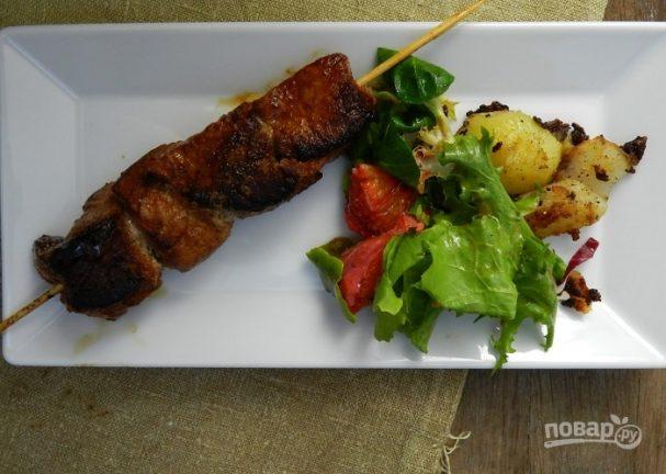 Рецепт вкусного шашлыка из свинины с уксусом