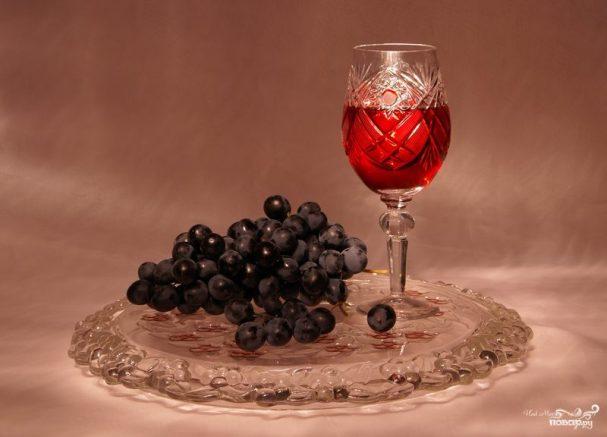 Вино из жмыха
