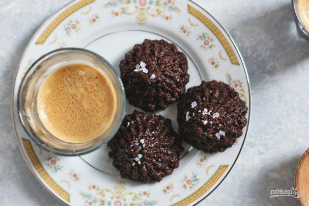 Кокосовое шоколадное печенье